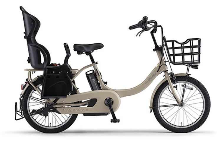 電動アシスト自転車_ヤマハPAS